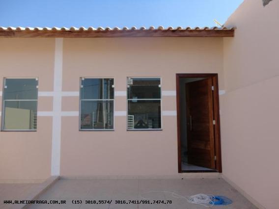 Casa Para Venda Em Sorocaba, Jardim Dos Eucaliptos, 2 Dormitórios, 1 Banheiro, 1 Vaga - 400_1-583976