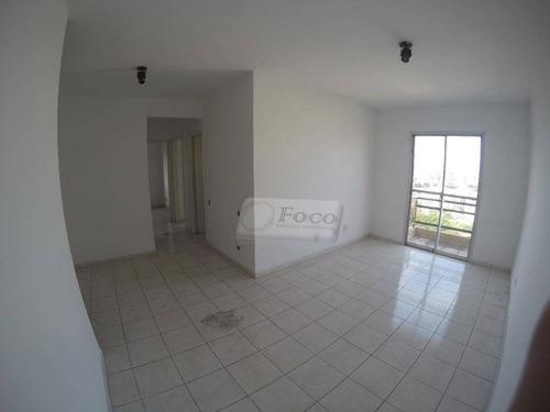 Apartamento Com 3 Dormitórios, 79 M² - Venda Por R$ 350.000,00 Ou Aluguel Por R$ 1.200,00/mês - Centro - Guarulhos/sp - Ap0607