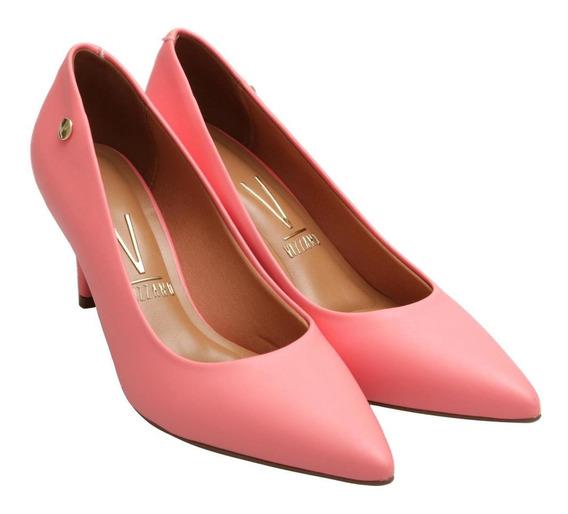 Zapato Stiletto Vizzano Pu Taco Fino 7cm Terminacion En Punt