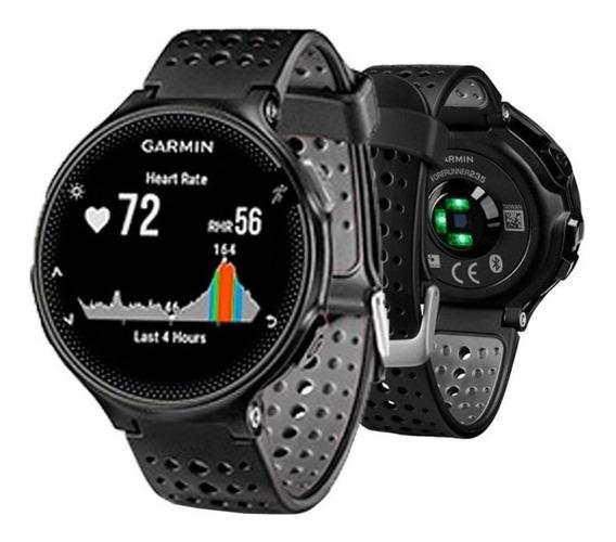 Relógio Garmin Forerunner 235 Com Bluetooth E Gps - Lacrado