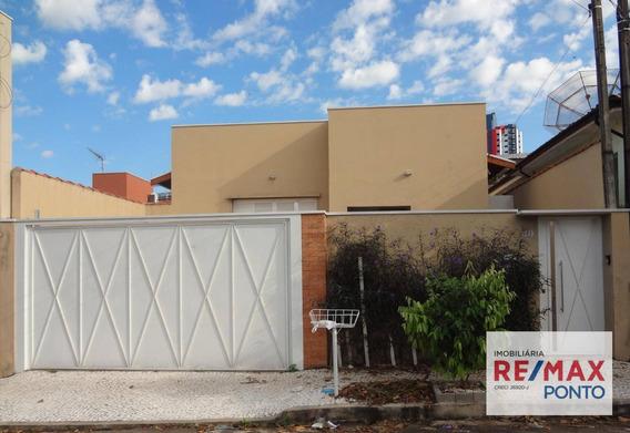 Casa Para Alugar, 147 M² Por R$ 2.900,00/mês - Jardim Áurea - Mogi Mirim/sp - Ca0015