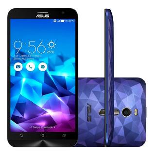 Asus Zenfone 2 Deluxe Ze551ml 128gb 4gb Ram Roxo Vitrine 2