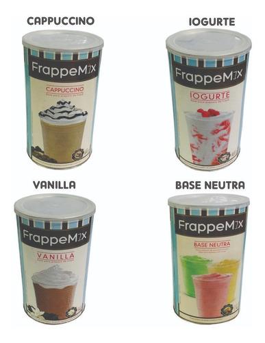 Imagem 1 de 1 de  Frappemix Base Para Preparo De Frapê Vanilla