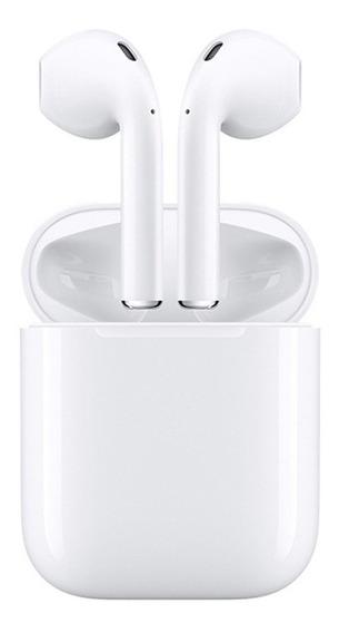 Fone Ouvido Sem Fio I12 Mini Earphone Com Base Carregador