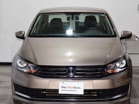 Volkswagen Vento Comfortline Tiptronic 2017 (4221)