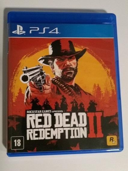 Red Dead Redemption 2 Mídia Física