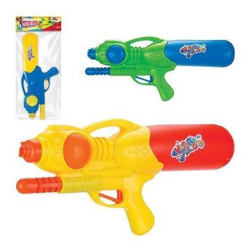 Pistola Brinquedo Infantil Lança Água Piscina Praia
