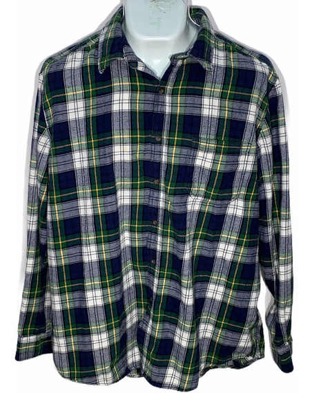 Hg Camisa Xl Faded Glory Id D180 U Detalle Hombre Remate!