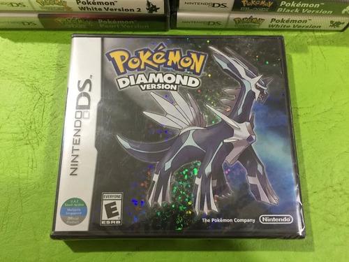 Imagen 1 de 1 de Pokemon Diamond Original Fisico Nuevo Sellado Nintendo Ds