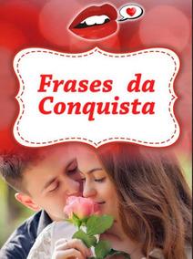 Livro Frases Da Conquista