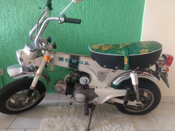Honda St 70cc White Dax