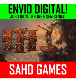 Age Of Empires® 3: Complete Collection Pc +1 Jogo