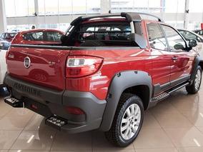 Fiat Strada 0km - Todas Las Versiones - Anticipo $47.000 - X