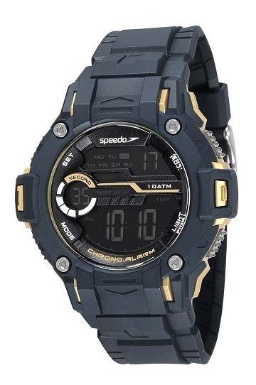 Relógio Speedo Masculino Digital 65096g0evnp2