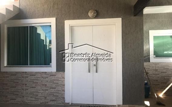 Casa Para Locação De 3 Quartos, Sendo 2 Suítes, No São Bento Da Lagoa