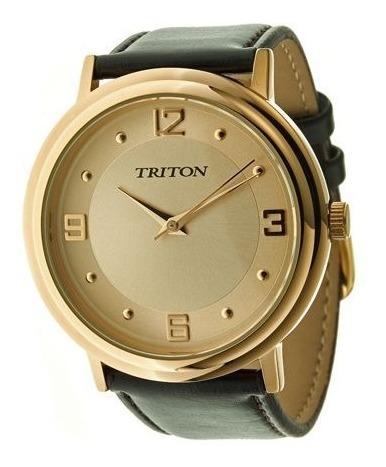 Relógio Triton Linha Linha Gold Mtx222