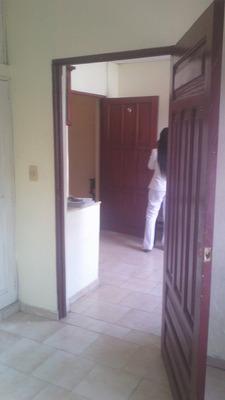 Alquiler Apartamento Estudio No Amueblado En Santo Domingo