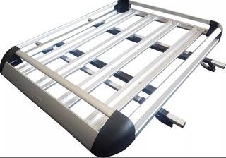 Oferta Parrilla Para Auto De Aluminio 125cm X 90cm + Barras