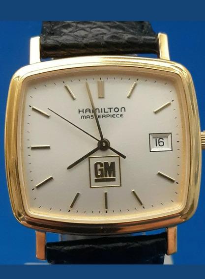 Relógio Hamilton Master Piece Vintage Estado De Novo