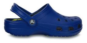 Zapato Crocs Caballero Classic Azul
