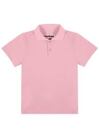 Camisa Polo Masculina Rovitex Premium - Cor Sandy - 1328