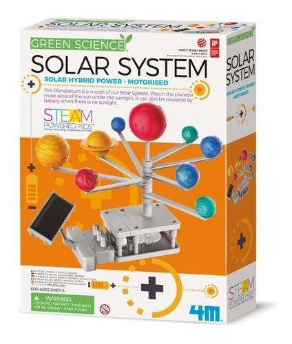 Sistema Solar Híbrido