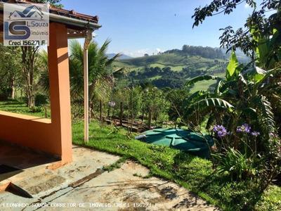 Chácara Para Venda Em Socorro, Zona Rural, 4 Dormitórios, 2 Suítes, 3 Banheiros, 2 Vagas - 612