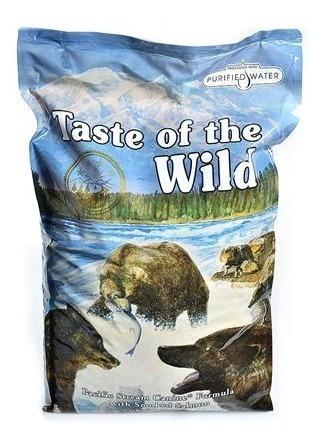 Taste Of De Wild Pacific 28 Lbs Salmo - kg a $41714