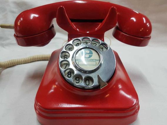Telefono De Vaquelita
