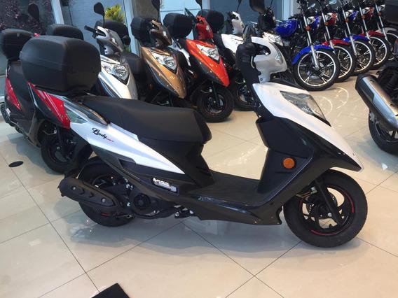 Haojue Lindy 125 Cbs | Suzuki Burgman - ( J )