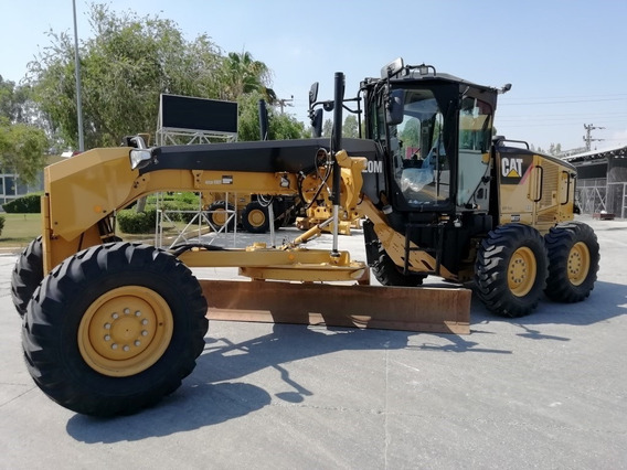 *** Motoniveladora Caterpillar 120d $87,000