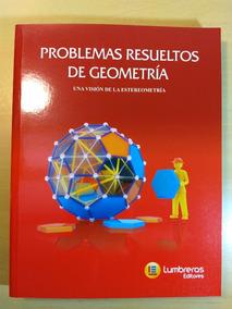Ime Ita Lumbreras Problemas Resueltos Geometria Estereometri