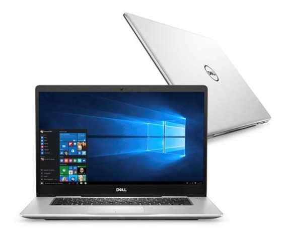 Notebook Dell Touch I7 8gb 256 Gb