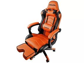 Cadeira Raidmax Drakon 709 Laranja
