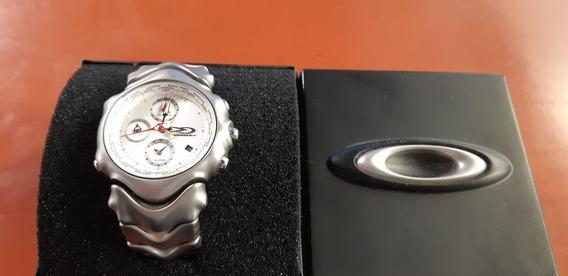 Reloj Marca Oakley Modelo Gmt