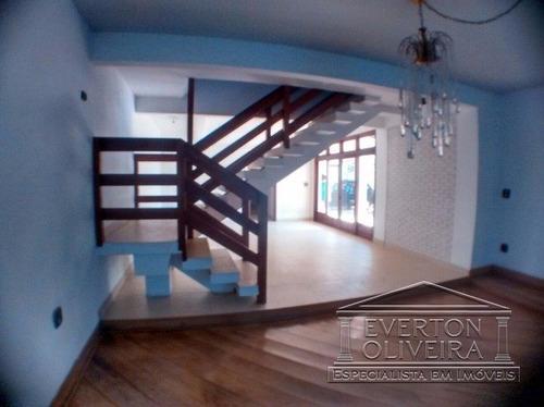 Sobrado - Jardim Santa Maria - Ref: 9159 - V-9159