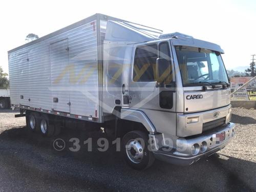 Imagem 1 de 5 de Ford Cargo 815 Cabine Estendida \ Truck