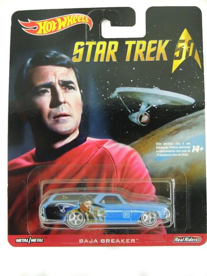 Hot Wheels Pop Culture Star Trek 50th Anniversary - Erro
