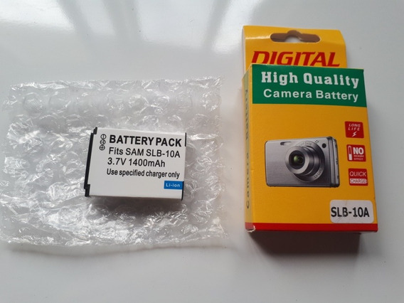 Bateria Slb-10a High Quality P Samsung Es55 Es60 Pl50 Pl60