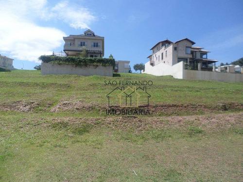Imagem 1 de 2 de Terreno Residencial À Venda, Gênesis 2, Santana De Parnaíba - Te0859. - Te0859