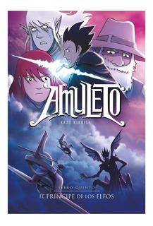 Amuleto 5 - El Principe De Los Elfos - Kazu Kibuishi