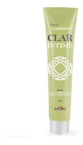Creme Clareador Intimo Clar-intime 60g Hot Flowers