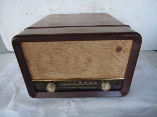 Radio Vitrola Semp Decada 60 Á Valvula Usado - 8244-pb