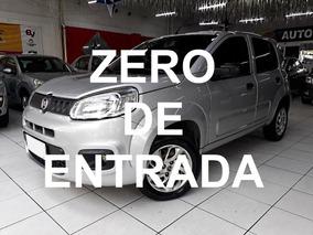 Fiat Uno Attractive Completo 1.0 4p / Zero De Entrada !!!