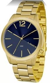 Relógio Lince Feminino Original Lrgj079l D2kx