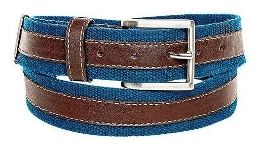 81022 Cinturon Caballero Marca Mes Mod. 2270 Original