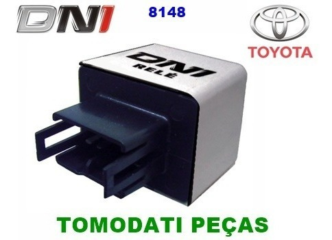 Relé Do Pisca 12v, Toyota Corolla, Fieder, Hilux
