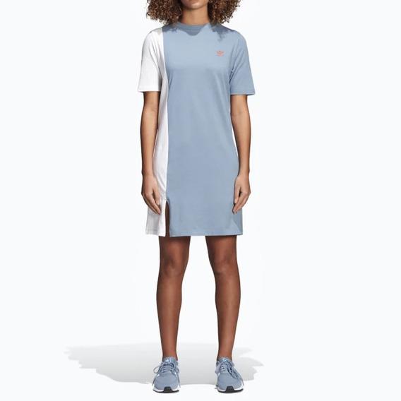Remeron / Vestido adidas Mujer Original Ai Tee Dress 2987
