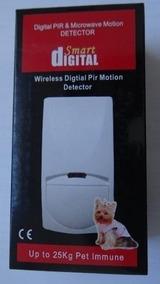 Sensor Passivo Infra Quad - Smart Digital