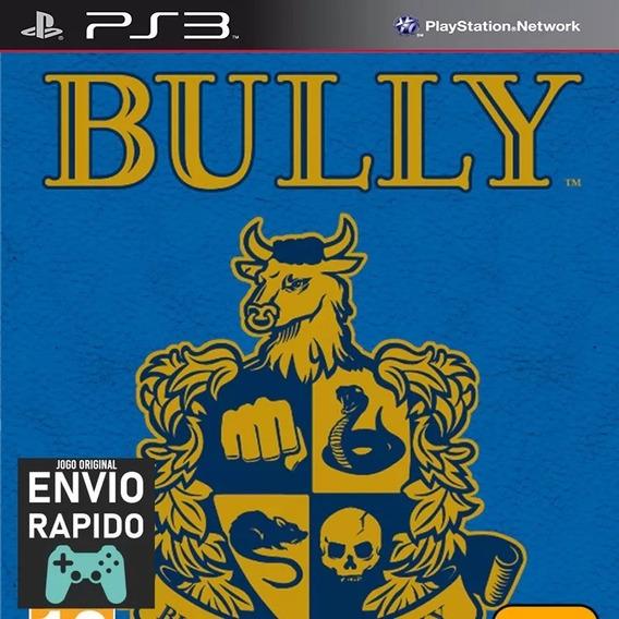 Bully Estilo Gta Escola Ps3 Receba Hoje